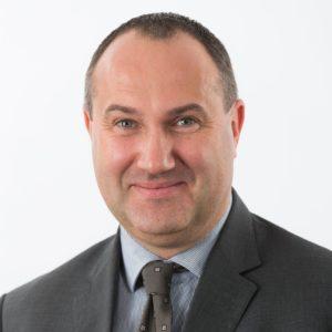 Patrick Mougin directeur agence de Colmar Desaulles immobilier d'entreprise