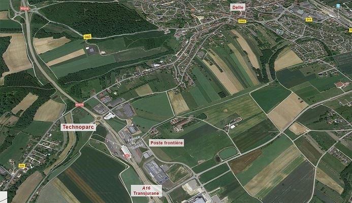 IDRE immobilier desaulles, s'installer a Delle, investir, location, vente zone en développement frontière suisse france
