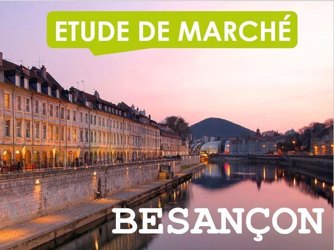 Etude de marché – Besançon 2019